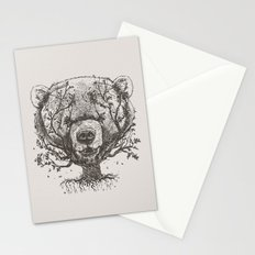 Bear n Tree Stationery Cards
