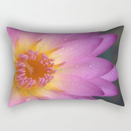 Nymphaea 'Darwin' II Rectangular Pillow