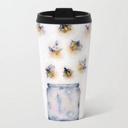 Fireflies Travel Mug