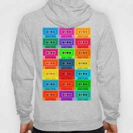 Neon Cassettes Hoody