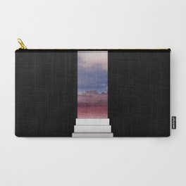 Let yourself out Carry-All Pouch