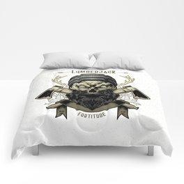 Fortitude (Lumberjack) Comforters