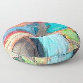 Still Life VI Floor Pillow