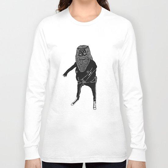 muerto viviente Long Sleeve T-shirt