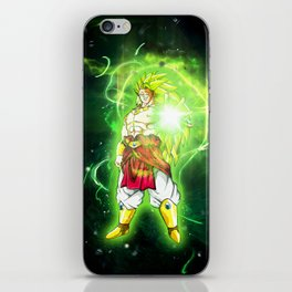 Broly SSJ3 iPhone Skin
