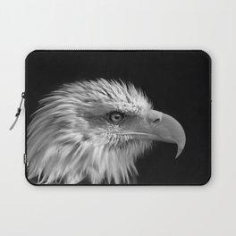 Majestic Bald Eagle Laptop Sleeve