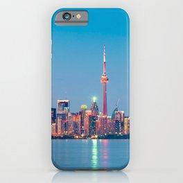 TORONTO 06 iPhone Case