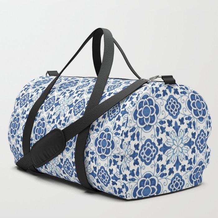 Azulejos Duffle Bag