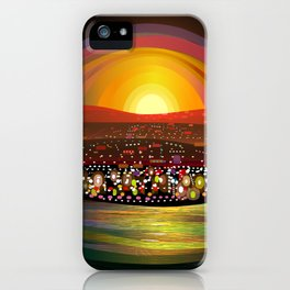 Harbor Square iPhone Case