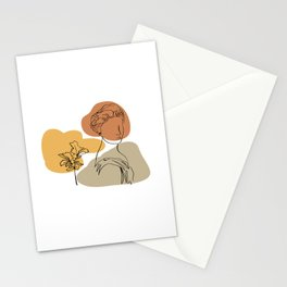 Antique Feeling #9 Stationery Cards