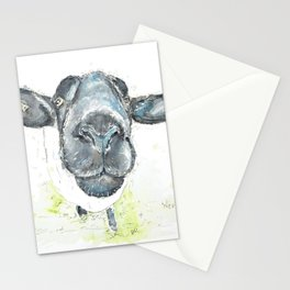 Neville the sheep Stationery Cards
