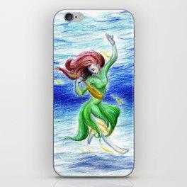 Water Spirit iPhone Skin