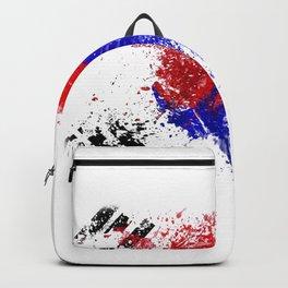 Flag brush Backpack