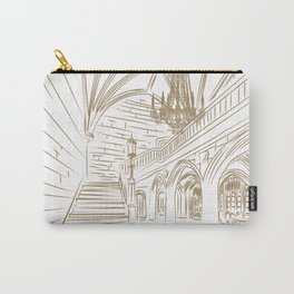 Royal Ballroom Carry-All Pouch
