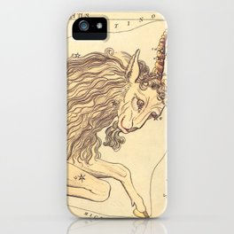 Capricorn iPhone Case
