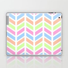 SPRING CHEVRON 3 Laptop & iPad Skin