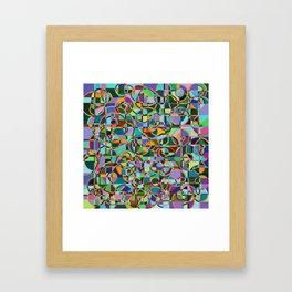 Emergence Refraction Framed Art Print