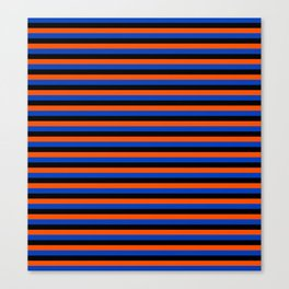 Color Stripe _001 Canvas Print