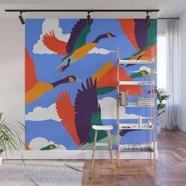 High On Life #illustration #wildlife Wall Mural
