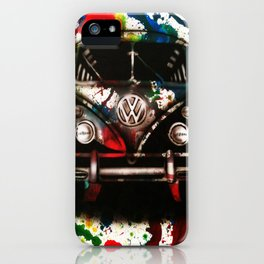 Campa Splash iPhone Case