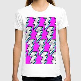 Purple Lightening T-shirt