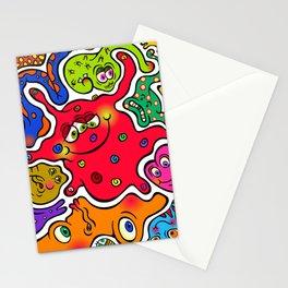 Jigsaw Germs Stationery Cards
