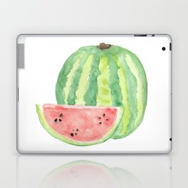 Watermelon Watercolour  Laptop & iPad Skin