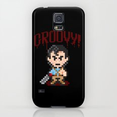 Evil Dead Pixels Galaxy S5 Slim Case