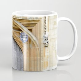 Oxford door 8 Coffee Mug