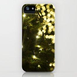 Christmas Tree iPhone Case