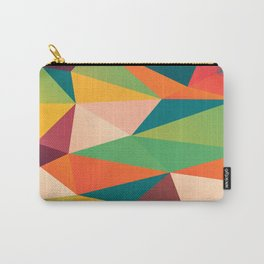 Geometric XIII Carry-All Pouch
