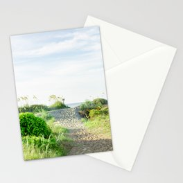 Beach Dunes Stationery Cards