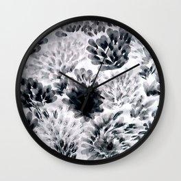 Brushed Wall Clock