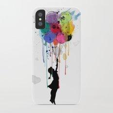 wild drips Slim Case iPhone X