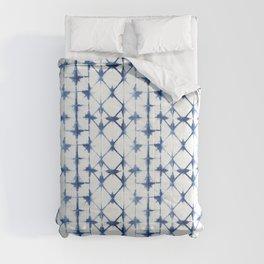 Shibori Thirteen Comforters