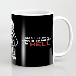 sans HELL Coffee Mug