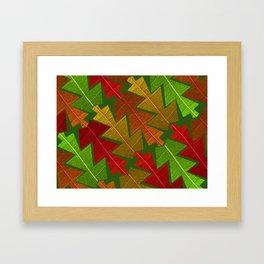 MAGIC FOREST 2 Framed Art Print