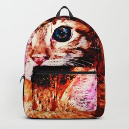 cat years wsstd Backpack