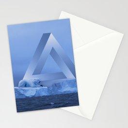 Polar Life Stationery Cards
