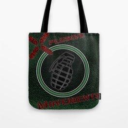 DMolition Xplosive Movements Tote Bag