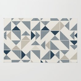 The Triangles Rug