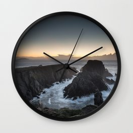 BlueHour Wall Clock