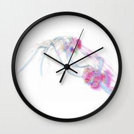 Ophelia's arm Wall Clock