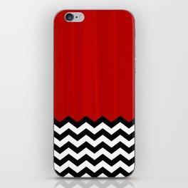 Twin Peaks - The Red Room iPhone Skin