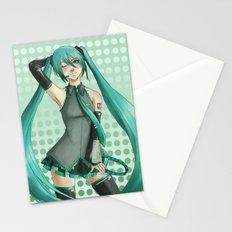 Miku Stationery Cards