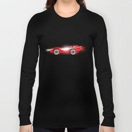 Red sportcar Long Sleeve T-shirt