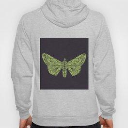 The envy of the moth - Geometric design Hoody