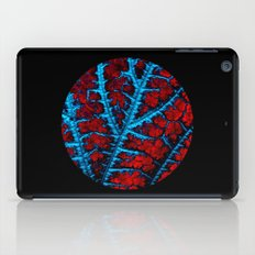 leaf structure abstract VIII iPad Case