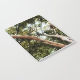 Abstract Tree Notebook