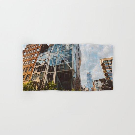 Highline View V Hand & Bath Towel